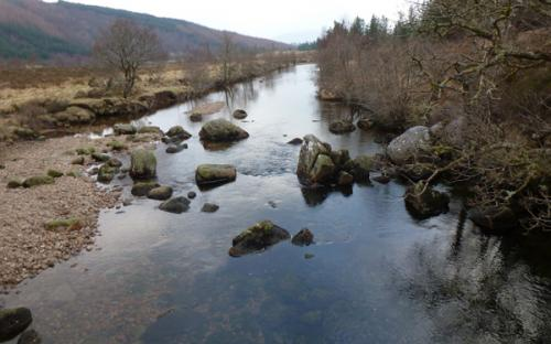 Strontian River