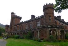 Kinloch Castle Isle fo Rum