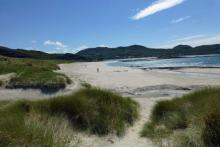 Lose yourself in the dunes and beach at Sanna Bay