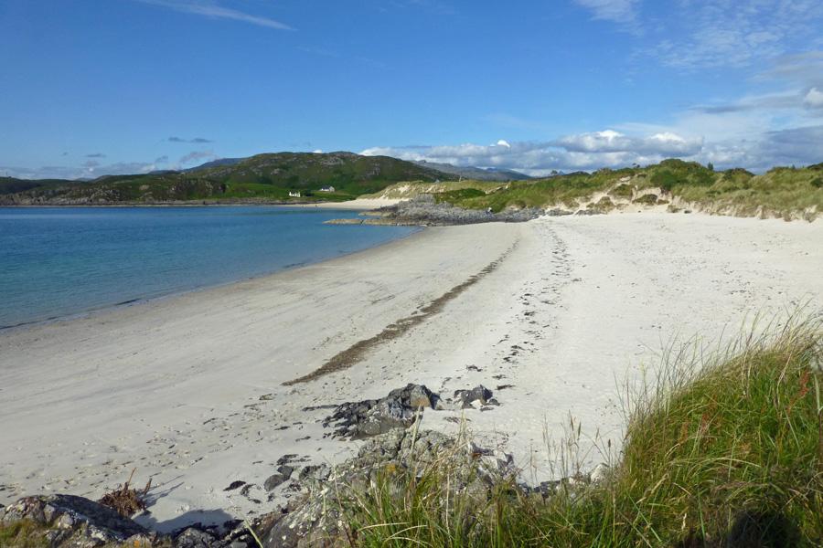 Camusdarach Beaches Wildlife In Lochaber Ardnamurchan