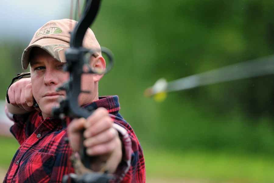 Archery at The Ardtornish Estates