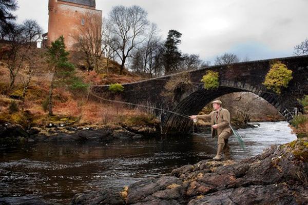 Fishing at The Ardtornish Estates