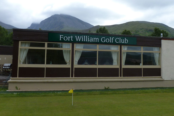 Fort William Golf Course