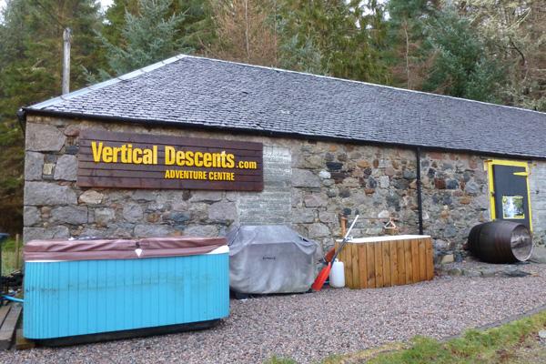 Vertical Descents Activity Centre