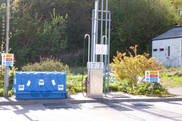 Lochaline Filling Station
