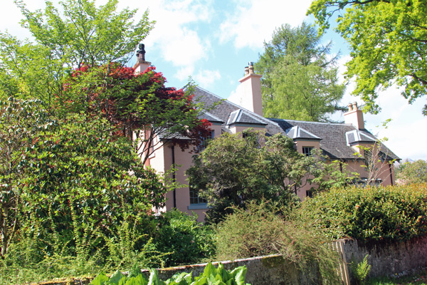 Ard Daraich Bed and Breakfast for garden lovers