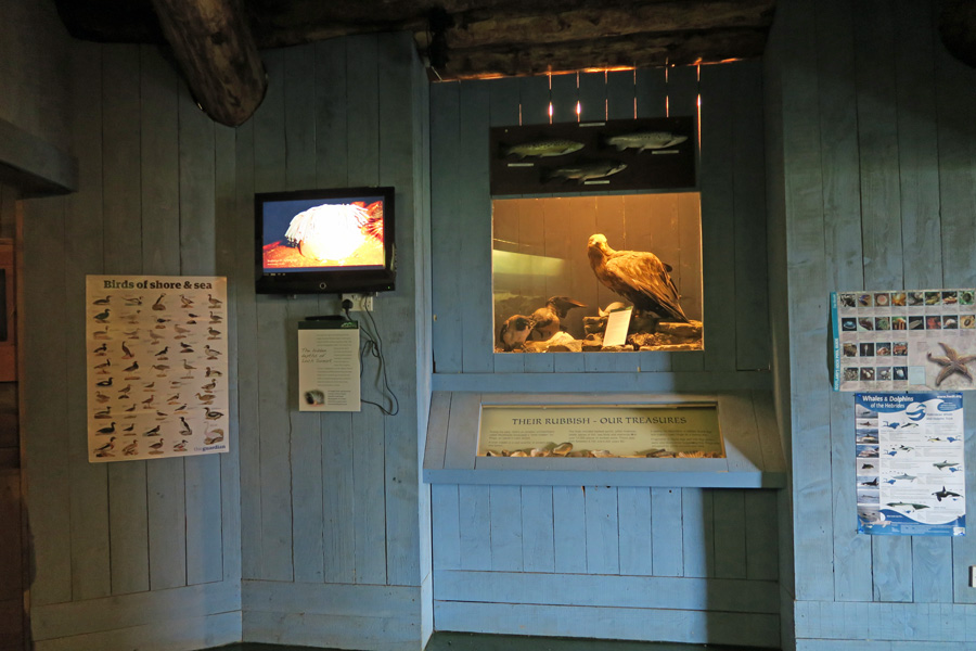 The Ardnamurchan Natural History Visitor Centre