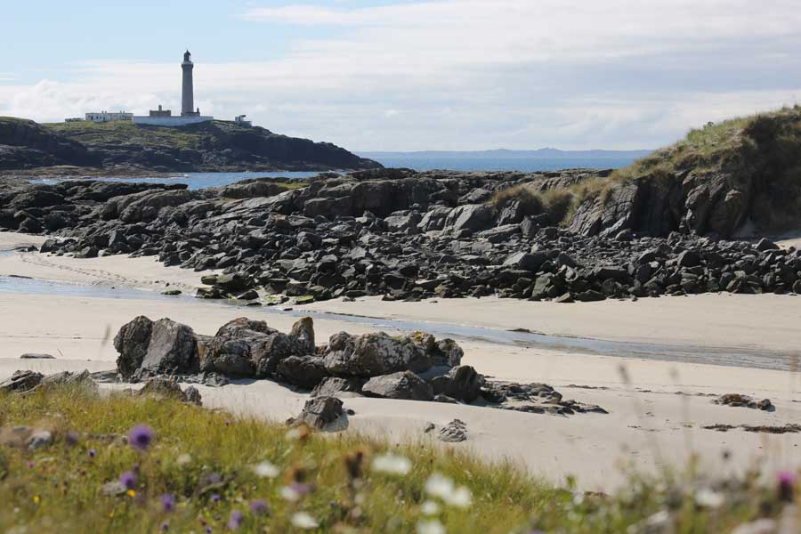 Bay MacNeil Beach near Ardnamurchan Point