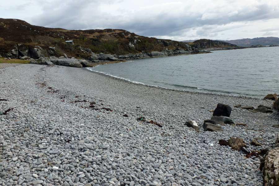Camas Ghaoideil Beach