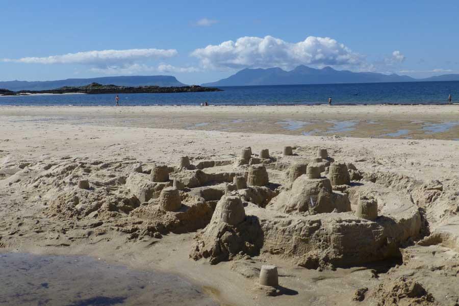 Camusdarach Beaches