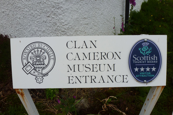 Clan Cameron Museum
