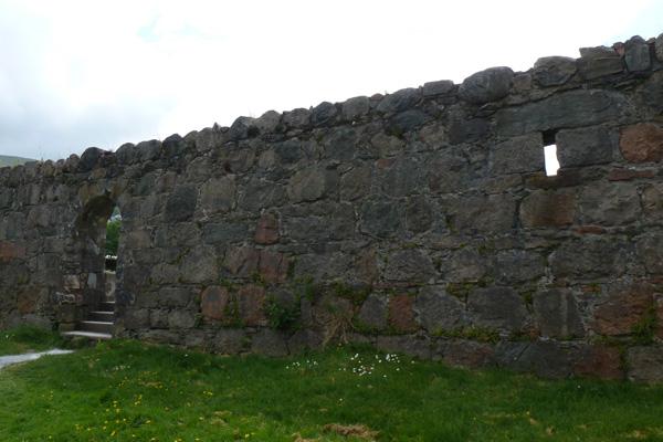 Perimeter of Fort