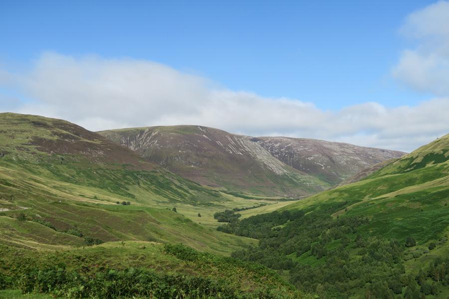 Parallel Roads of Glen Roy