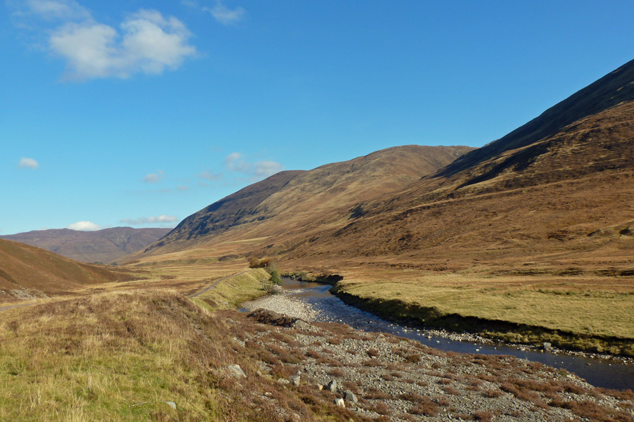 Parallel Roads of Glen Roy