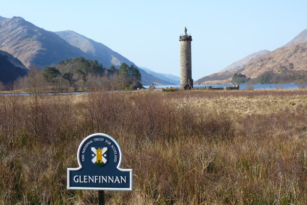 The Glenfinnan Monument