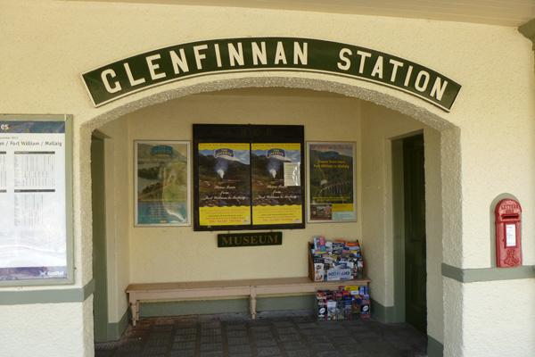 Glenfinnan Station museum