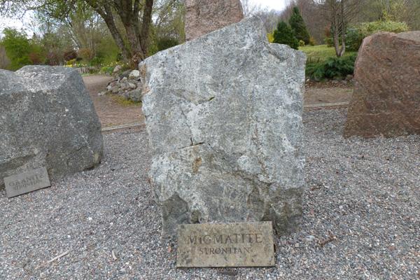 Migmatite (Strontian)