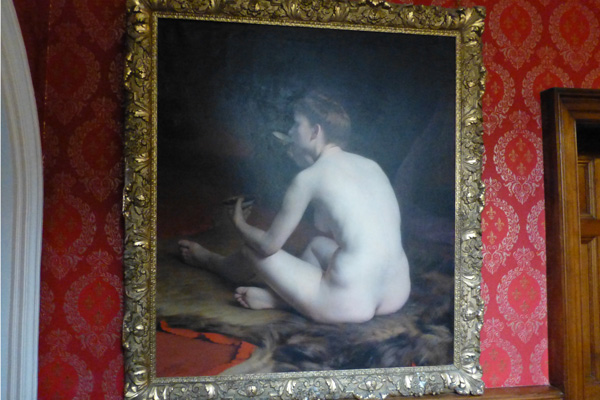 Portrait of Landy Monica
