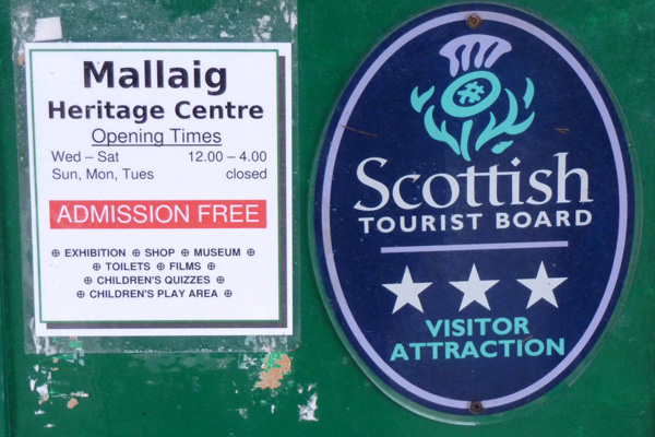 Mallaig Heritage Centre - Free admission