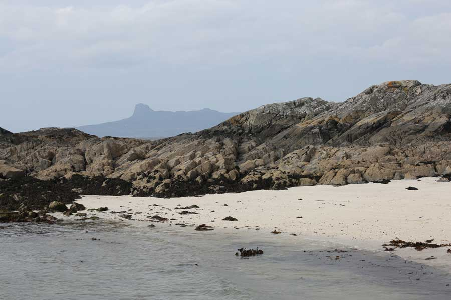 Rhu Point Beach