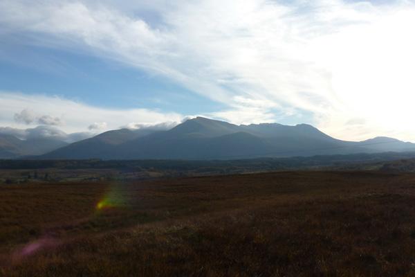 The Ben Nevis Range