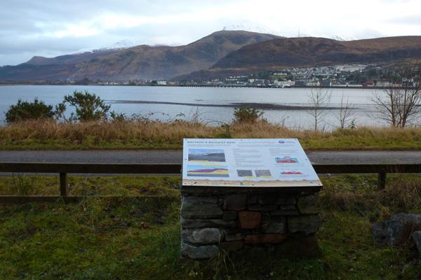 Lochaber Geopark Rock Route No 3