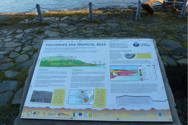 Lochaber Geopark Rock Route No 6