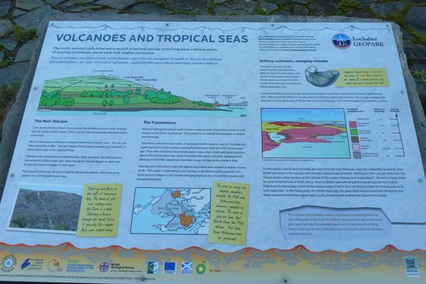 Volcanoes and Tropical Seas
