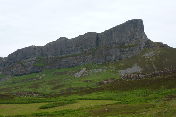The Sgurr of Eigg