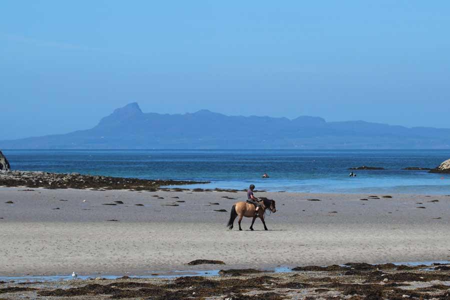 Samalaman Beach near Glenuig