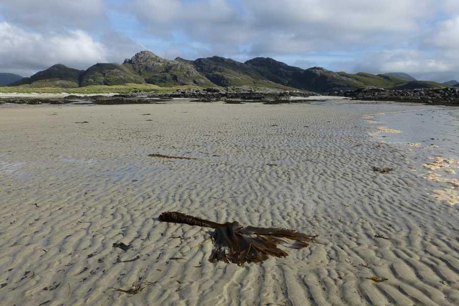 Sanna Bay Beach