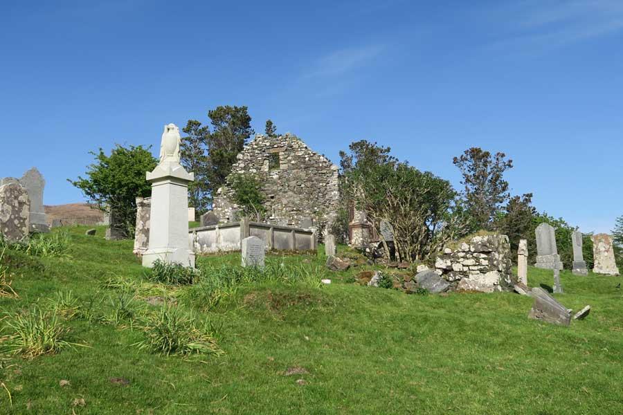 St Comghan's Church, Kilchoan, Ardnamurchan