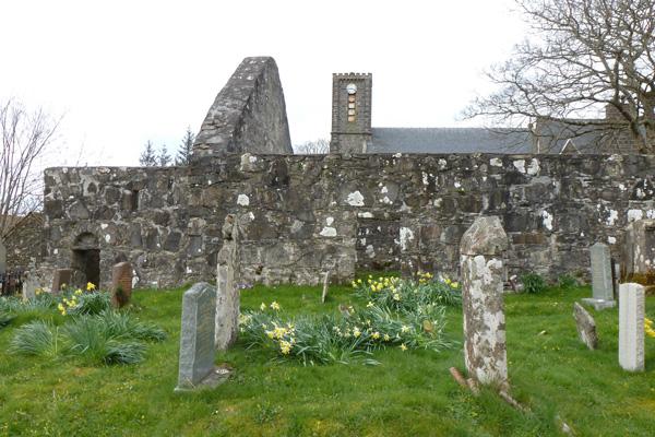 Memorials spanning five centuries