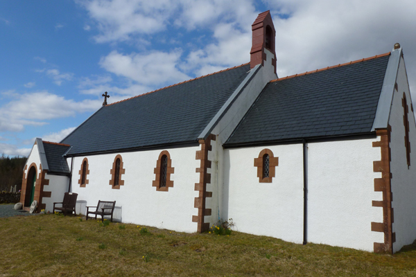 Kiel Church, Morvern
