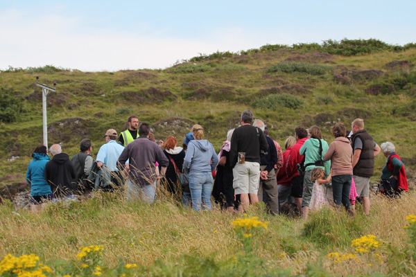 The Ardnamurchan Transitions Project have run several popular open days over the years