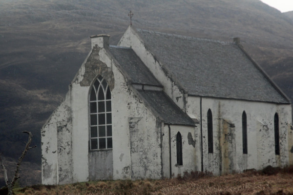 Polnish, Our Lady Of The Braes Roman Catholic Church