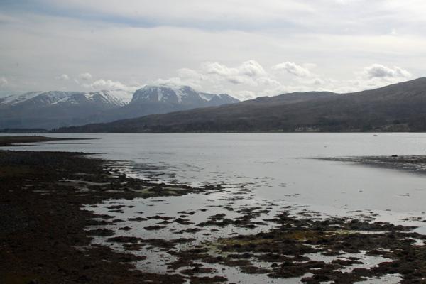 Loch Eil and the Nevis Range