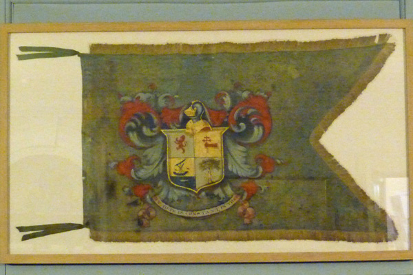 The Pipe Banner of MacDonald of Kinlochmoidart