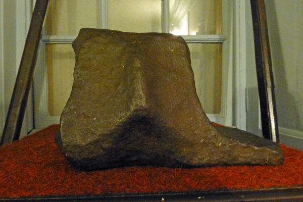 Clanranald's Anvil - A 14th Century anvil found at High Mingarry