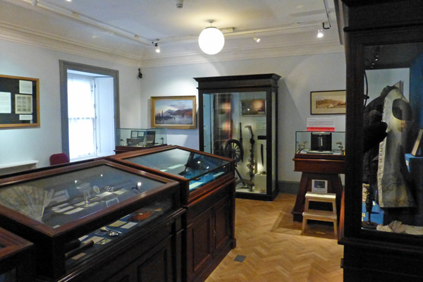Exhibition on The Jacobites in The West Highland Museum