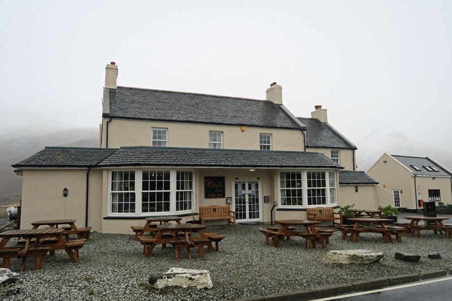 The Cluanie Inn