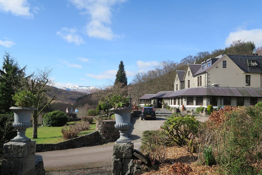 Hotels And B U0026bs In Fort William  Lochaber And Beyond