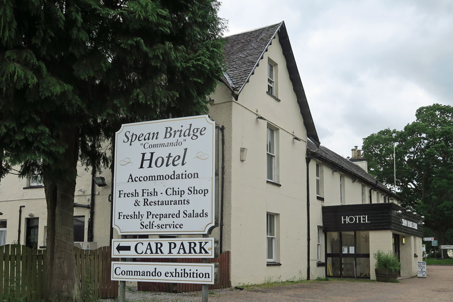 The Spean Bridge Hotel