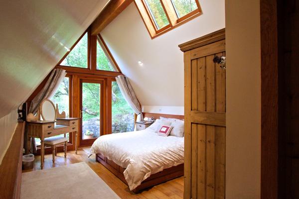 Ceithir Raithean - double bedroom