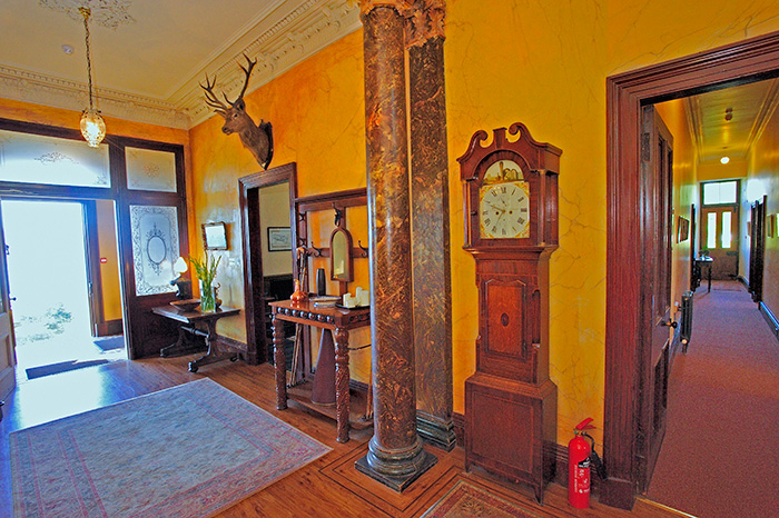 Drimnin House - Entrance hall