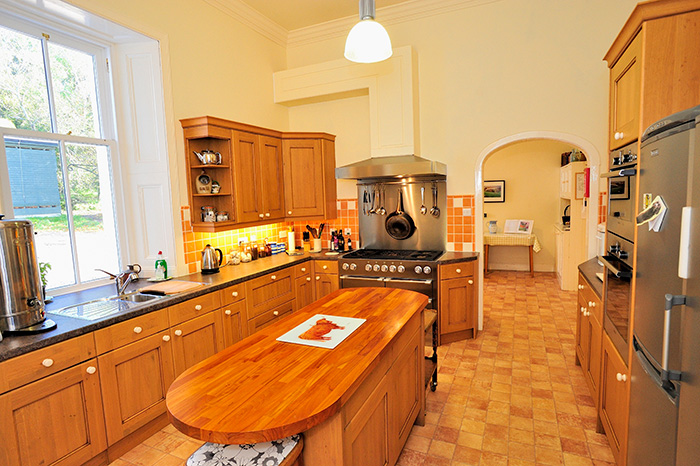 Drimnin House - Kitchen