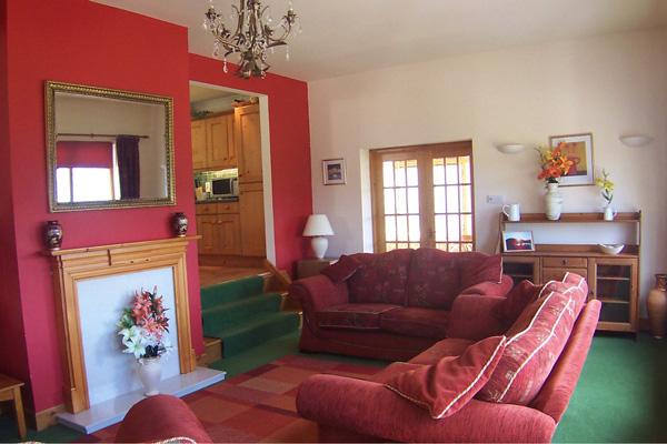 Fernbank Cottage - sitting room