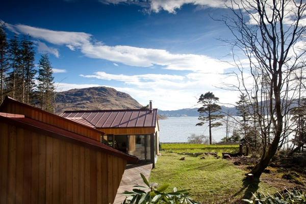 Knoydart Hide Luxury Accommodation