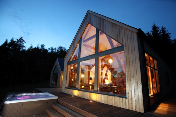 Knoydart House Luxury Accommodation