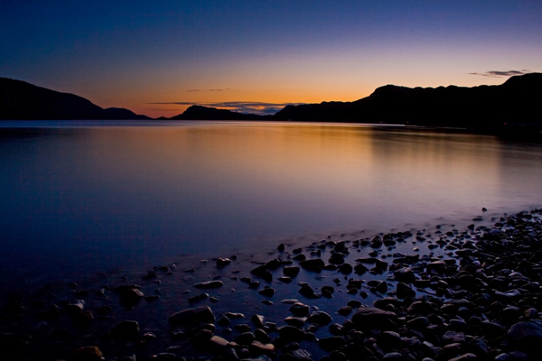 Knoydart House Luxury Accommodation - Loch Nevis